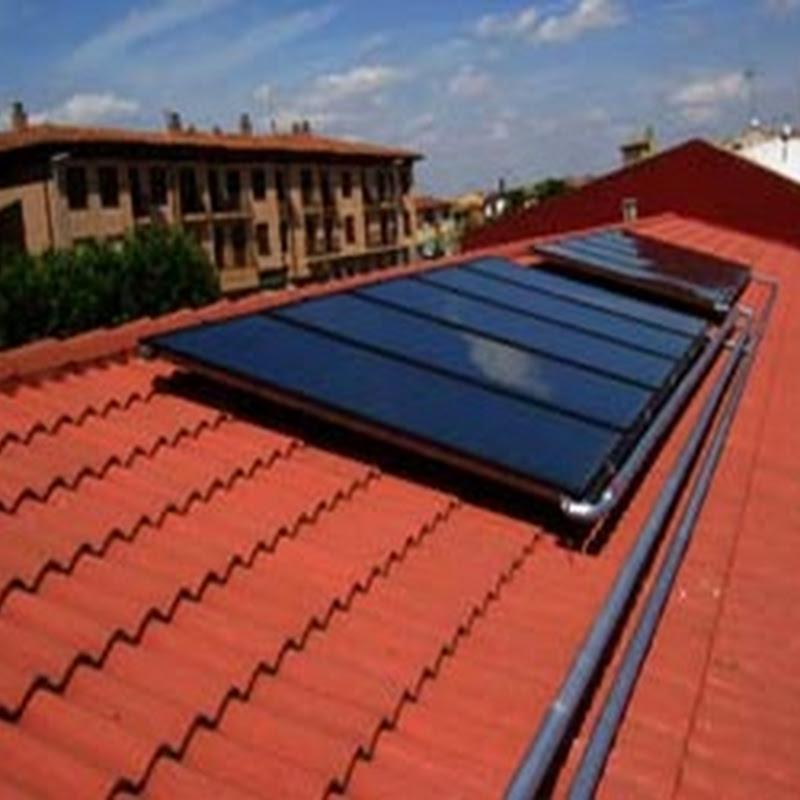 Julio 2011 energias renovables energ as limpias e - Placa solar termica ...