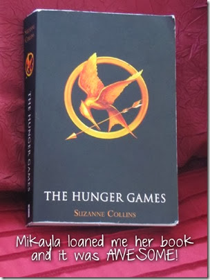 hunger games copy