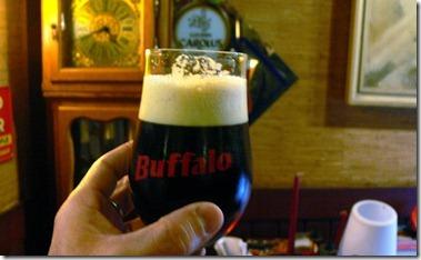 Buffalo Stout 9% , Bierhuis Kulminator