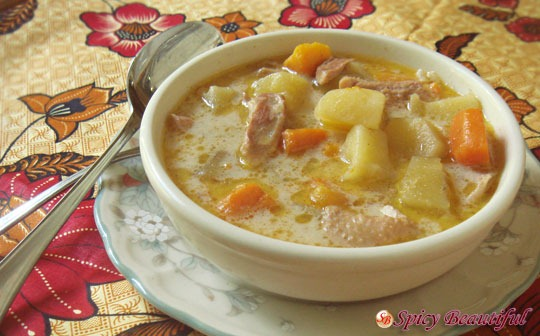 Chicken-Potato-Soup