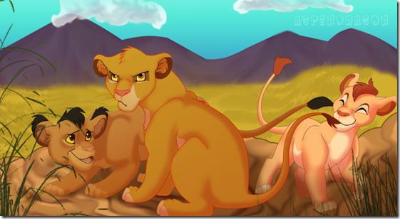 El Rey León,The Lion King,Simba (28)