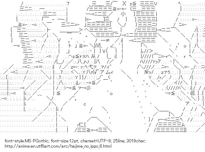 Hajime no Ippo,Takamura Mamoru