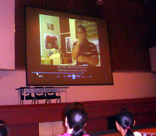 ICT Video is shown featuring Sir Ervin Reyes.