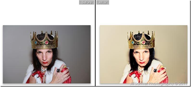 queen b&a1