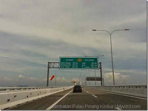 Jambatan Pulau Pinang Kedua 1-1