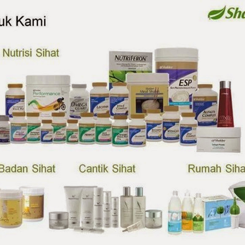 Pengedar Shaklee PENANG, IPOH, Perlis dan Kedah