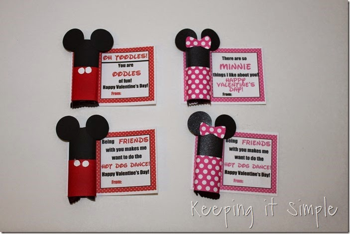 Mickey and Minnie Mouse Candy Bar Valentines  (19)