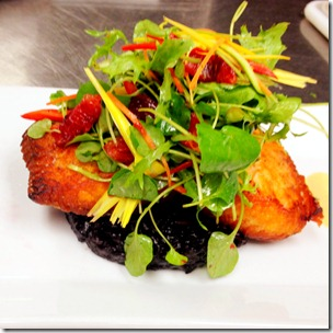 salmon-black-rice-upland-cress-blood-oranges
