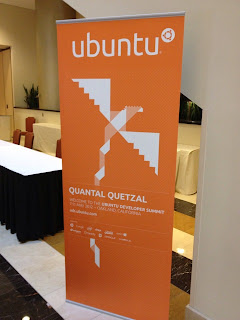 Ubuntu Developer Summit 2012