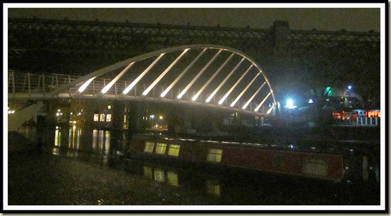 Merchant's Footbridge, Manchester