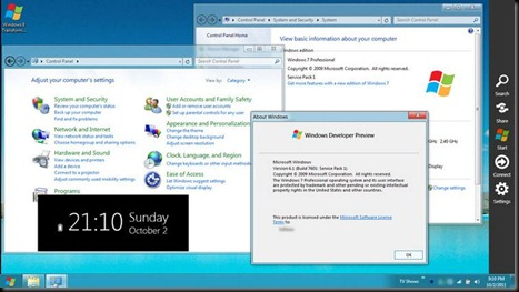 win7 transformed to win8