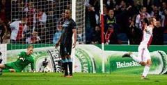 Hasil Ajax Amsterdam vs Manchester City