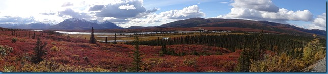 Second favorite place in Alaska in the fall