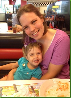 Madison and Mommy