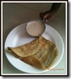 63 - Green gram Dosa and Peanut chutney