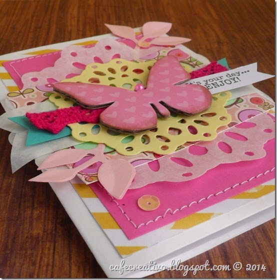AnnaDrai - cafe creativo - scrapbooking - card enjoy (3)