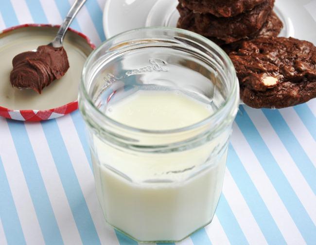 chocolate brownie cookies 084