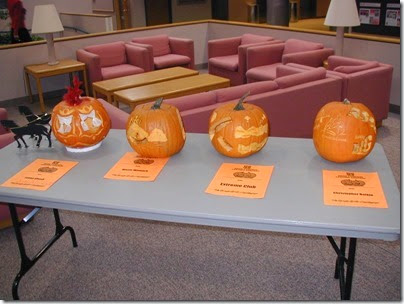 2000 MSOE Pumpkin Carving Contest Entries