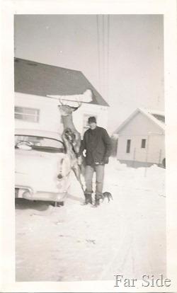 Jim and a nice deer