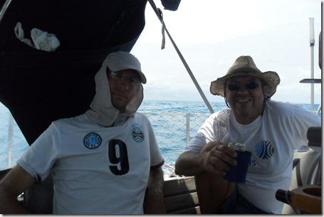 viagem no veleiro Doris 004