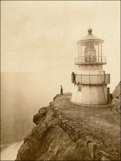 first lighthouse