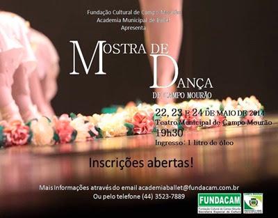 Mostra de Dança de Campo Mourão