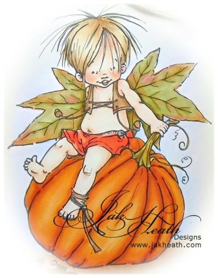 fall fairy Jesen2