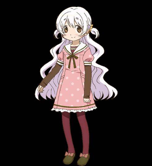 Visual Art da personagem Nagisa Momoe