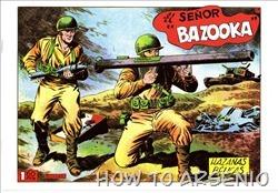 P00008 - El Señor Bazooka v3 #57
