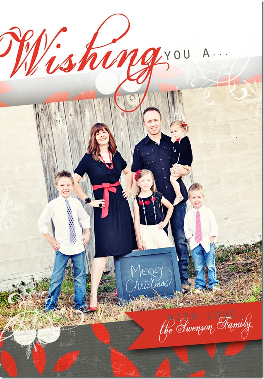 Christmas Card 2011 front copy