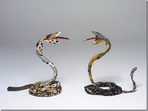 DUELING SNAKES - 2006