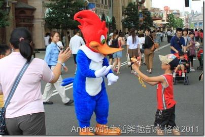 日本環球影城-唐老鴨