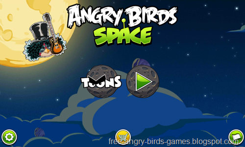 Free Download Angry Birds Space Premium v1.5.2 Android Game