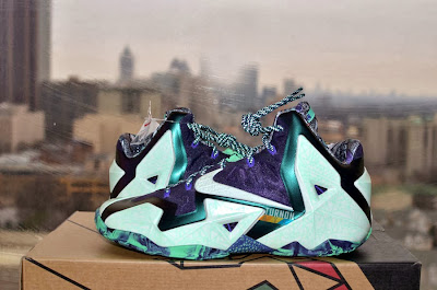nike lebron 11 gr allstar 8 12 Release Reminder: LeBron 11 Gator King All Star... the Whole Package (30 pics)
