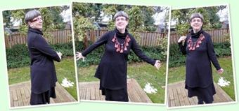 View Cowl-Neck Tunic