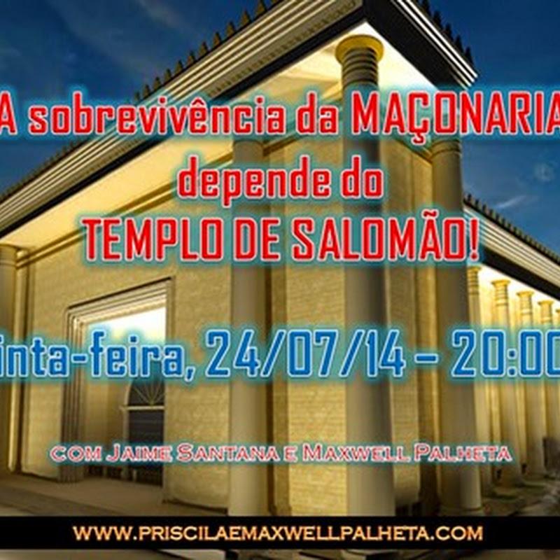 Maçonaria: Qual a importância do Templo de Salomão para a Igreja de Cristo?