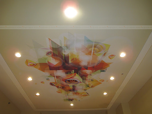 Are stretch ceilings harmful