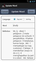 Screenshot of Free Dictionary