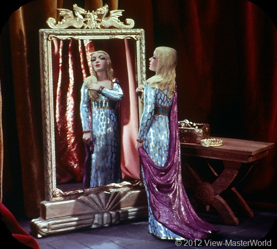 View-Master Snow White and the Seven Dwarfs (B300), Scene 3