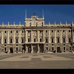 53.- Juvara y Sachetti. Palacio Real. Madrid