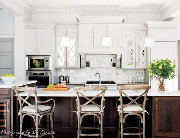 Parisian Kitchen Island