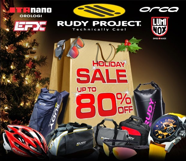 Rudy Project Holiday Sale