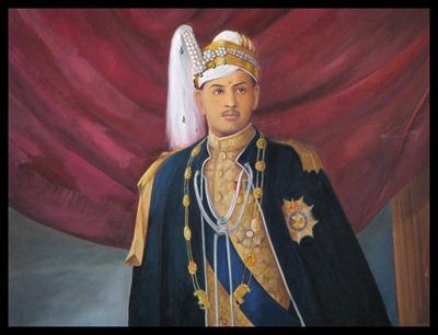His Highness Padmanabha Dasa Sri Chithira Thirunal Balarama Varma Maharaja GCSI, GCIE, Maharaja of Travancore 1912– 1991