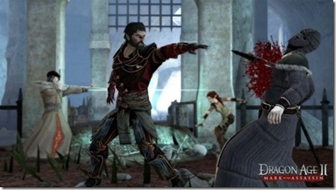 dragon age 2 mark of the assassin screenshot LB