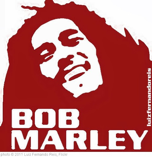 'Bob Marley cor 09' photo (c) 2011, Luiz Fernando Reis - license: http://creativecommons.org/licenses/by/2.0/