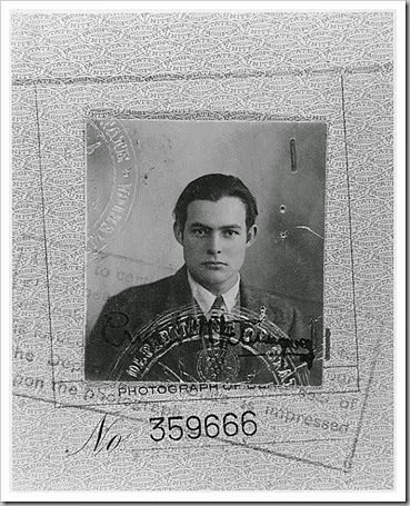 Heminway pasaporte