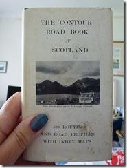 contour road book