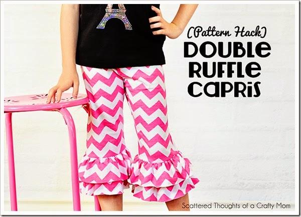 Ruffle-Capri-free-pattern
