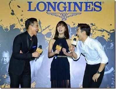 2014.11.26 Eddie Peng during Rise of the Legend - 彭于晏 黃飛鴻之英雄有夢 台北 02