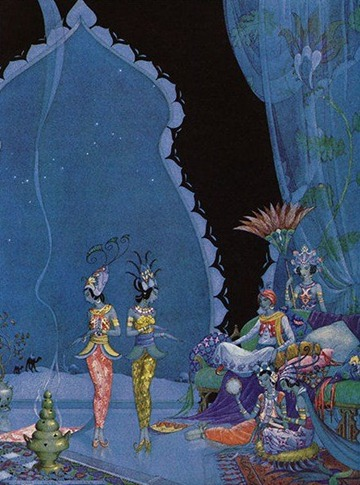 arabian_nights_005 Virginia Frances Sterrett